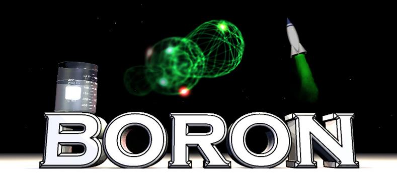 boron | scicommstudios, Skeleton